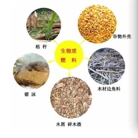 生物质能蕴藏在植物,动物和微生物等可以生长的有 机物中,它是由太阳